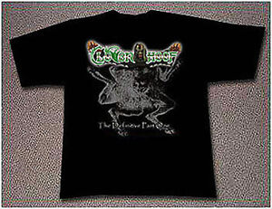 CLOVEN-HOOF-Definitive-Part-One-T-Shirt-size-M-NEW