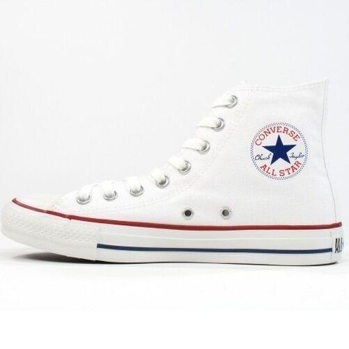 Converse Schuhe All Star Hi Weiß M7650C 43 Sneakers Chucks Weiß Gr. 43 M7650C 35a242