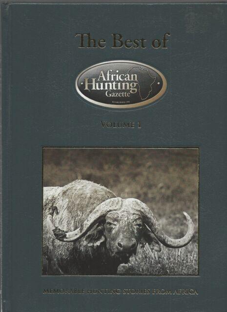 Details about Big Game Hunting AFRICA Safari Kenya hunt Lions Buffalo  african Elephant leopard