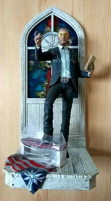 The Father Figurine Joseph Seed In Stained Glass Statue Far Cry 5