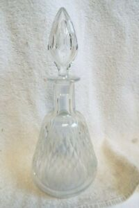 Baccarat-France-Crystal-Decanter-with-Stopper-12-034-Total