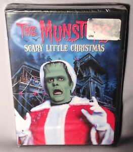 DVD THE MUNSTERS SCARY LITTLE CHRISTMAS NEW MINT SEALED | eBay