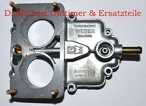 Tapa-del-carburador-Original-para-DCD-DCS-DCHD-Carburador-Weber-NOS-Top-Cover