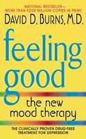 Feeling Good: The Mood Therapy By David D. Burns, (mass Market Paperback), H on sale