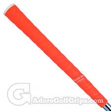 Avon Tacki-Mac Tour Pro Plus Neon Jumbo Grips - Orange x 3