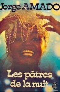 JORGE-AMADO-les-patres-de-la-nuit-1978-POCHE-roman