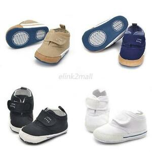 8c406dbf7ab3 Cute Infant Toddler Baby Boys Casual Soft Soled Shoes Sneakers ...