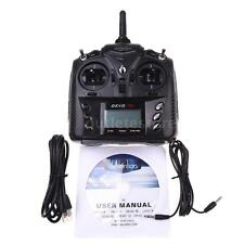 Walkera DEVO 7E 2.4G 7CH DSSS Radio Control Transmitter For RC Helicopter