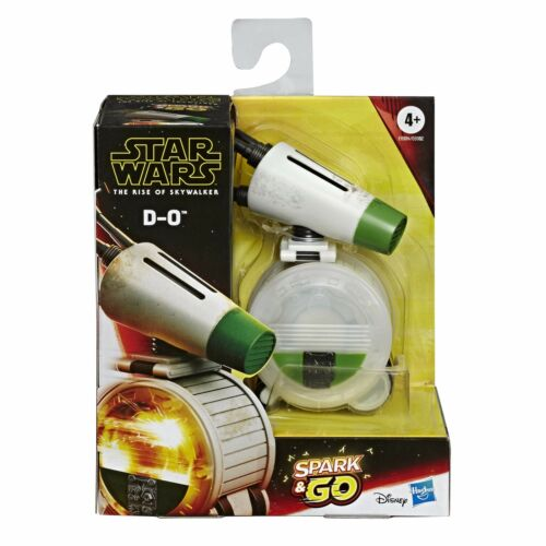 Star Wars Spark /& Go D-O Rolling Droid The Rise of Skywalker Toy Kids