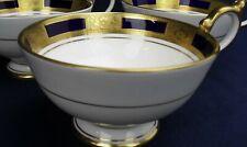 Aynsley EMPRESS Cobalt tea cup up to 6 in stock