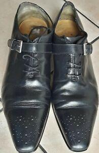Scarpe-Classiche-Uomo-pelle-N-44