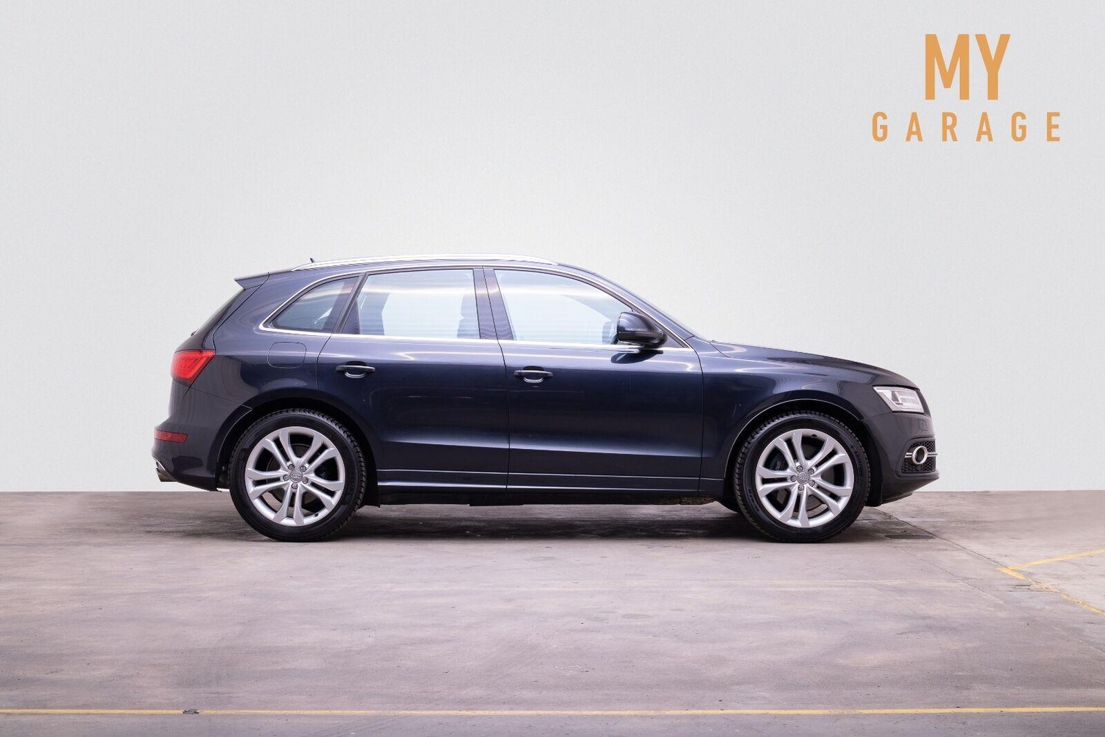 Audi SQ5 3,0 TDi 313 quattro Tiptr. 5d - 499.000 kr.