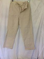 Men's Khaki Pants Hobby Shop PX 216 Barney's Warehouse $169 Size 34