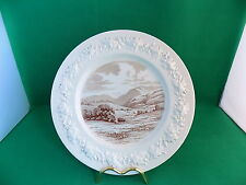 Royal Cauldon Carmel Valley California Hand Painted Plate