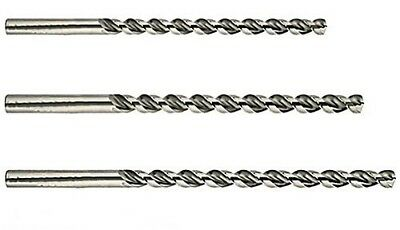 Bohrerdepot HSS-G Spiralbohrer DIN 1869 extra lang /Ø 5,5 mm Gesamtl/änge 205 mm