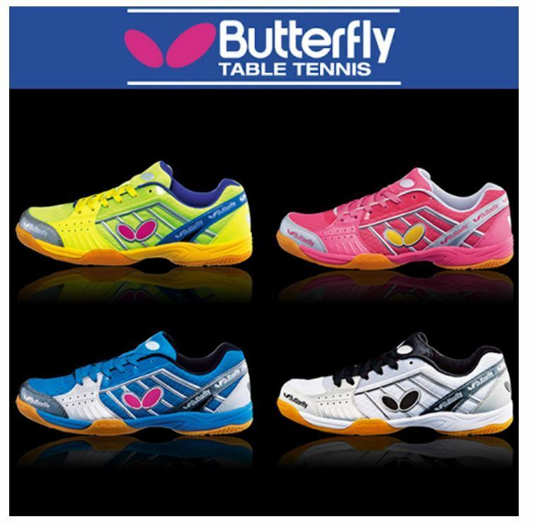 Butterfly SONIC The New High Performance Table Tennis,Ping pong shoes