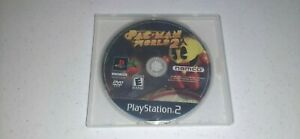 Pac-Man World 2 (Sony PlayStation 2, 2002) Black Label Game Disc Only Pacman Two
