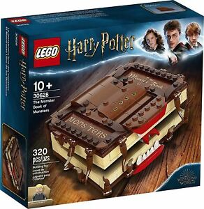 Lego-Harry-Potter-O-Monstro-Livro-dos-Monstros-Conjunto-30628