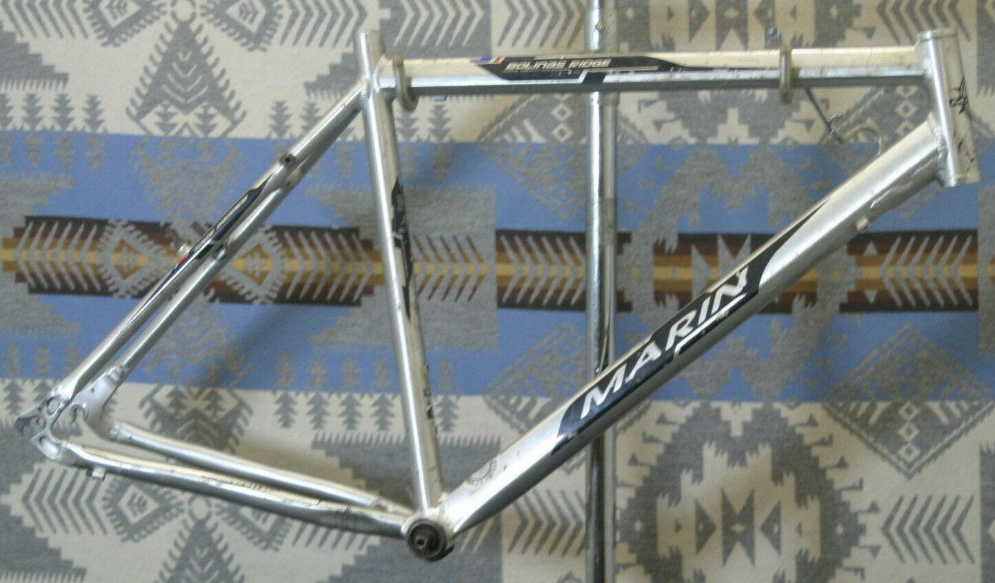 Marin Bolinas Ridge Bicicleta Híbrida Marco MTB Turismo 18.5  26in 27.5in 650b