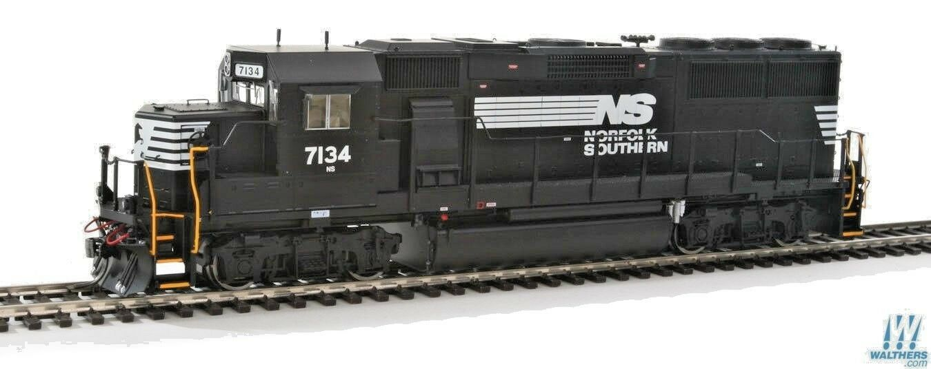 HO Scale - FOX VALLEY MODELS 20503 NORFOLK SOUTHERN GP60 Loco   7134 DCC Ready