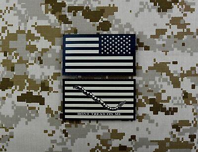 Mini IR German Flag Patch Kommando Spezialkräfte KSK Bundeswehr Infrared