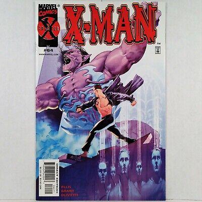 X-MEN GENERATION X #64 VOL1 MARVEL COMICS JUNE 2000