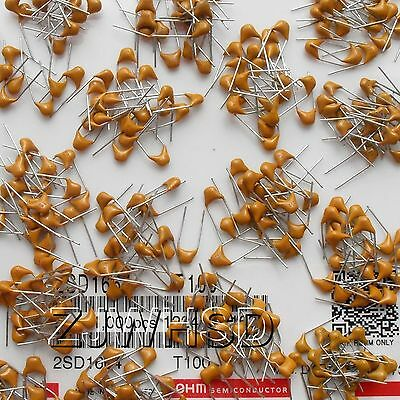 (10pf -10uf) 600pcs 30value Multilayer Monolithic Ceramic Capacitor Assorted Set