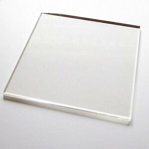 Lightweight Acrylic Stamping Block Many Sizes Clear Stamp By Uk Card Crafts
