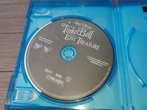 Walt-Disney-Tinker-Bell-and-the-Lost-Treasure-DVD-Movie