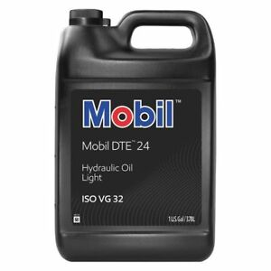Details about MOBIL 101014 1 gal  Hydraulic Oil 32 ISO Viscosity,