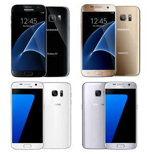 Samsung-Galaxy-S7-SM-G930F-32GB-Unlocked-Android-5-1-034-3G-4G-LTE-12MP-Smartphone