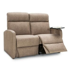 Groovy Details About Qualitex Concord 53 Rv Double Recliner Loveseat Adjustable Headrest Sofa Couch Creativecarmelina Interior Chair Design Creativecarmelinacom
