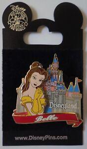 Disney-DL-Princesa-Castillo-Serie-Belle-la-Bella-y-la-Bestia-Pin