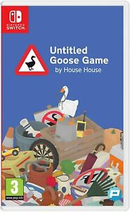 Untitled-Goose-Game-For-Nintendo-Switch-New-amp-Sealed