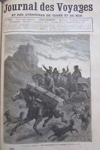 Zeitung-der-Voyages-Nr-554-von-1888-M-urs-Island-ein-Jga-a-la-Landhaus