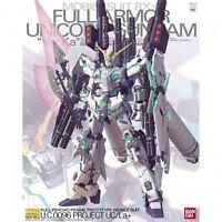 Bandai RX-0 Full Armor Unicorn Gundam Ver.Ka 1/100 Master Grade Toys