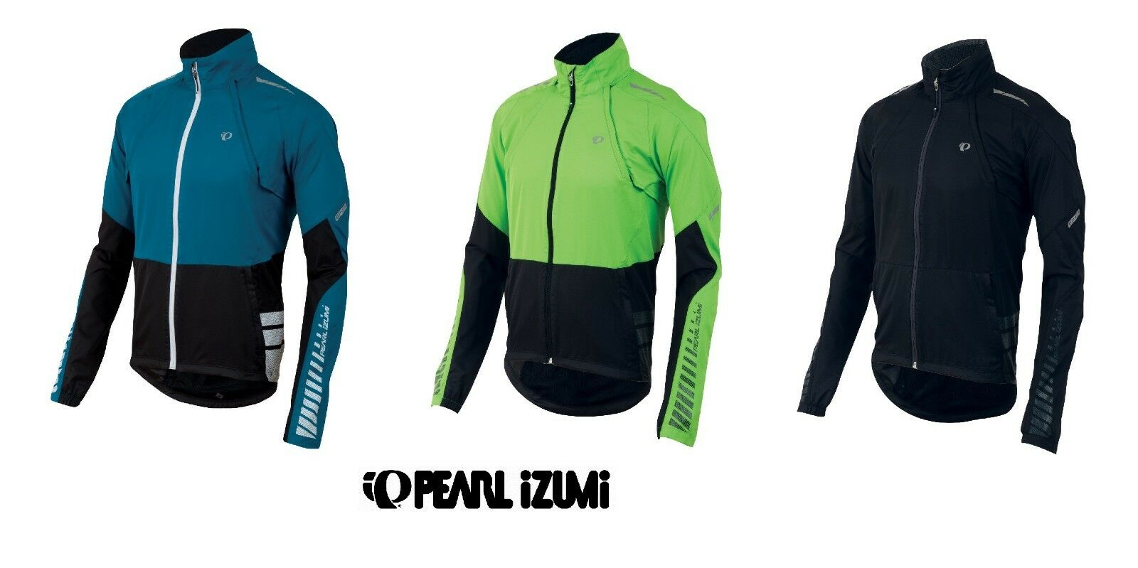 Pearl Izumi ELITE BARRIER CONverdeIBLE JACKET Giacca Vento UVP 129,95  nuovo  175