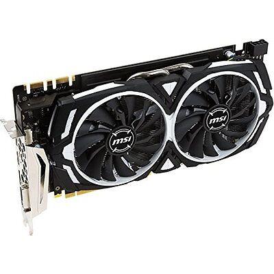 MSI Nvidia GeForce GTX 1070 ARMOR 8G OC 8GB Graphics Card