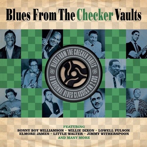 Various Artists - Blues from the Checker Vaults / Various [New CD] UK - Import