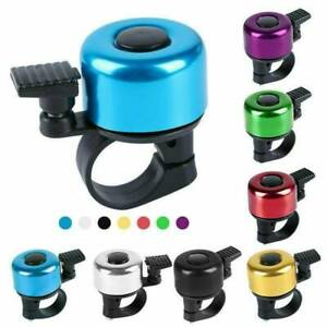Aluminum-Alloy-Cycling-Bike-Bicycle-Bell-Ring-Loud-Horn-Safety-Sound-Alarm-AU