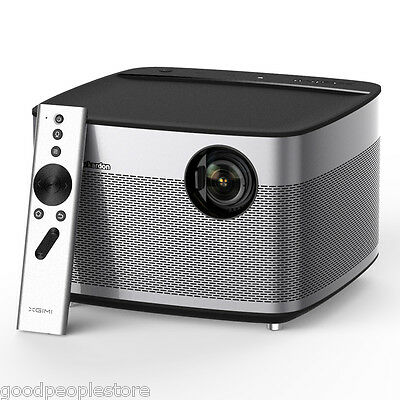 "XGIMI H1 4K Projector Home Theater TV 300"" Native Full HD 1080P Harman Kardon"