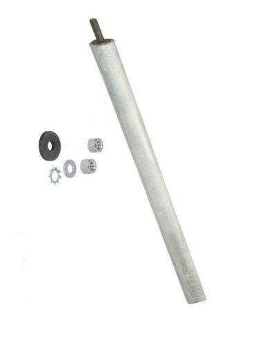 Magnesium Schutzanode Anode m zubehör M8 x 400mm für Buderus//Sieger S115T 125-T