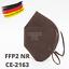 Indexbild 53 - ✅10 Stück CE Zertifiziert FFP2 Maske Bunt DEUTSCHER HÄNDLER Atemschutz ✅  TÜV