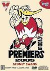 AFL Premiers 2005 - Sydney Swans (DVD, 2005)