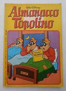 Almanacco-Topolino-274-Ottobre-1979-Lire-600-Arnoldo-Mondadori-Editore