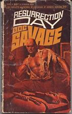 Doc Savage Novel, Kenneth Robeson, Resurrection Day #36