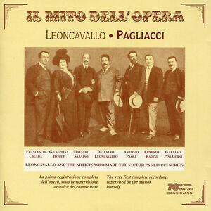 Carlo-Sabajno-R-Leoncavallo-I-Pagliacci-New-CD