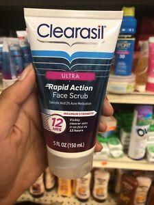 Clearasil-Rapid-action-face-Scrub