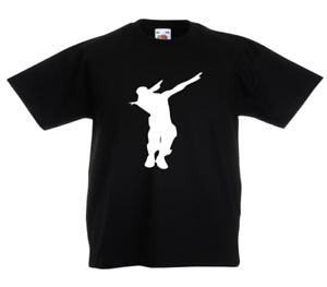 Dab Emote Inspired Gaming boys//girls kids T Shirt Ps4 Xbox PC Battle Royale