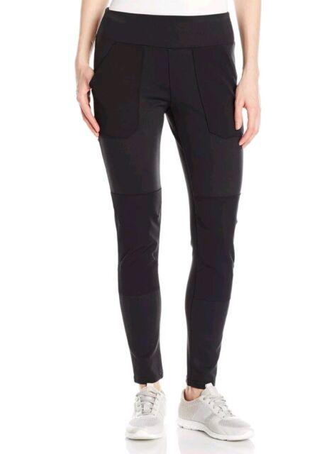 ab9422f67a Women's Force Utility Knit Legging Black Large - 95 Nylon 5 Spandex Carhartt